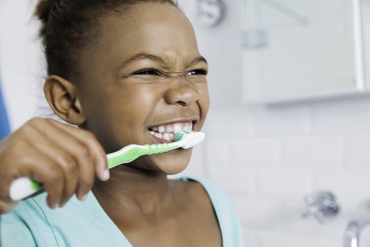 teeth cleaning, dental hygiene
