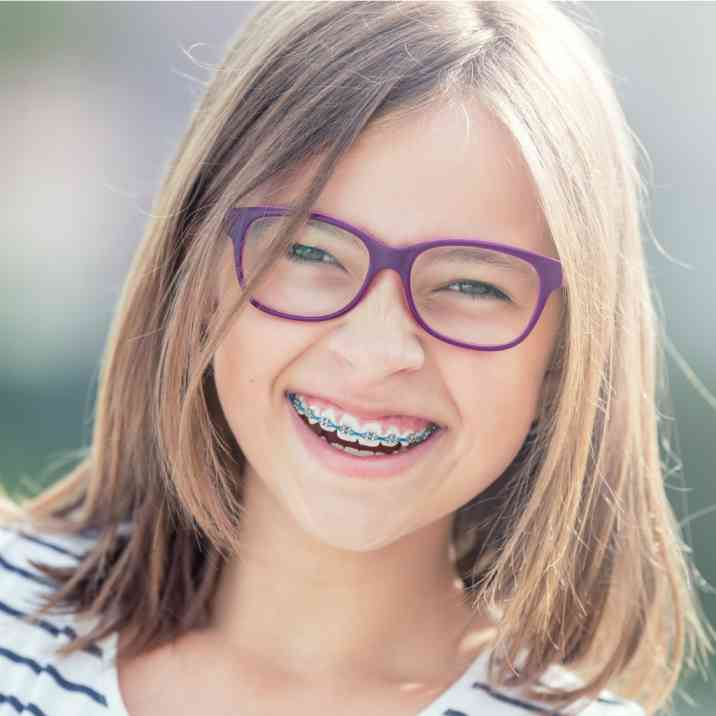 Children's braces in calgary